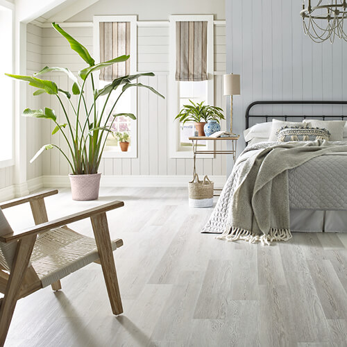Vinyl flooring for bedroom   Carpets And More, Inc