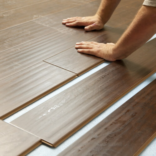 Hardwood installation | Carpets And More, Inc
