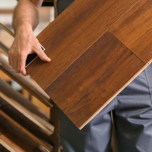 Hardwood samples | Carpets And More, Inc