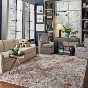 Living room interior | Carpets And More, Inc