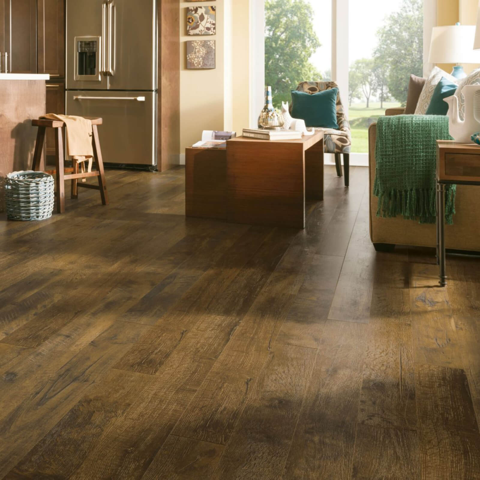Amendoim Luxury Vinyl Tile | Carpets And More, Inc
