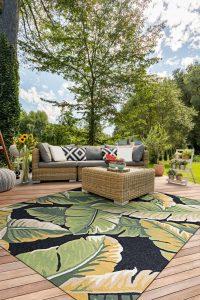 Couristan Covington Rainforest Area Rug | Carpets And More, Inc