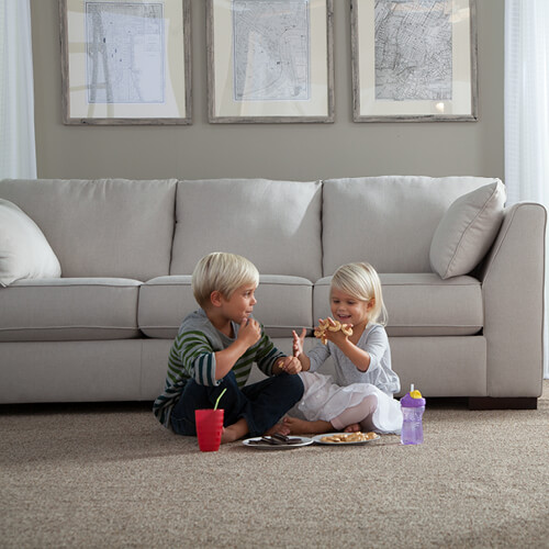 Little Kids on carpeting | Carpets And More, Inc