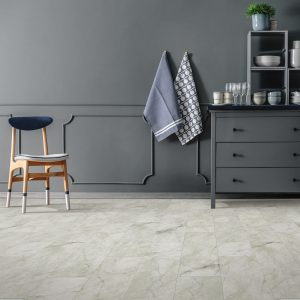 Laminate Flooring in Kitchen | Carpets And More, Inc