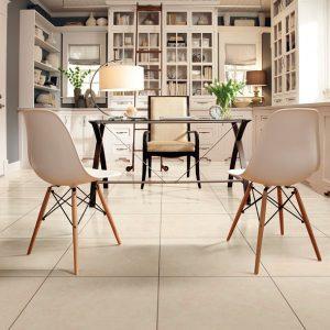 Lavish interior with vinyl flooring | Carpets And More, Inc