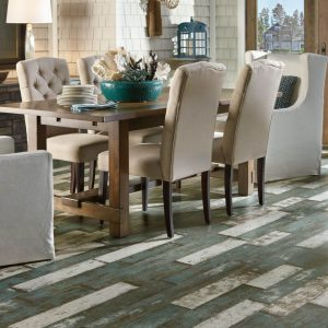 Laminate Sea Glass Teal | Carpets And More, Inc
