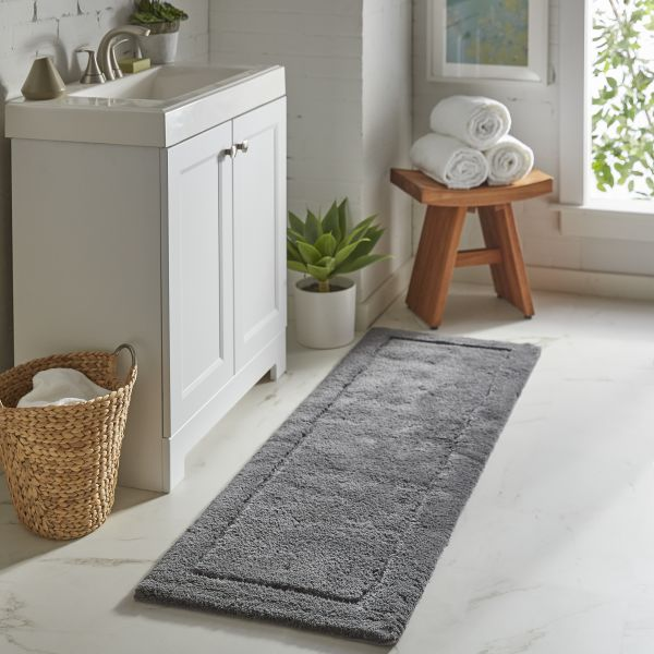 Rugs in the Bathroom | Carpets And More, Inc