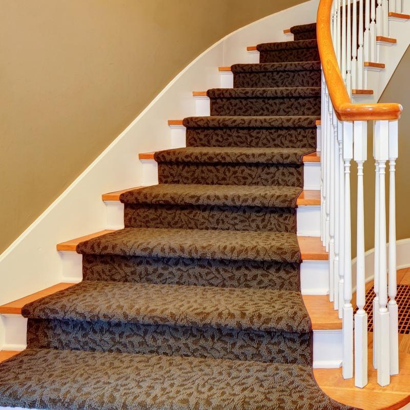custom rug / stair runner